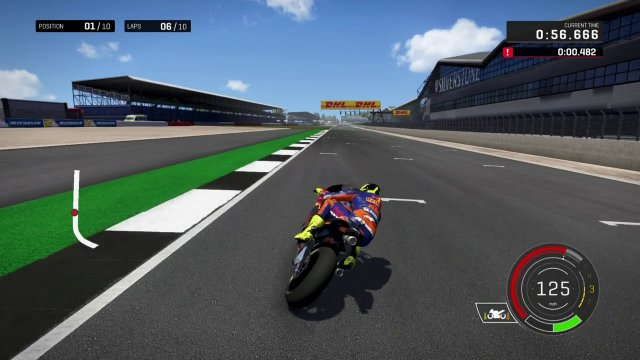 MotoGP 17: Robo's Racing League Silverstone