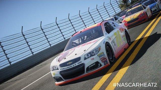 NASCAR Heat 2 DLC Details!