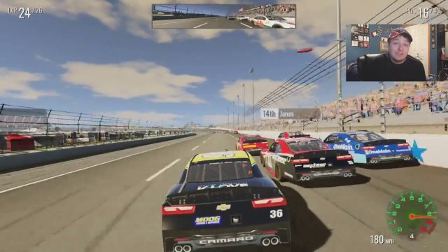 (Bad Luck!) NASCAR Heat 2 Career Mode (S2 Race 6/33) Xfinity At Texas