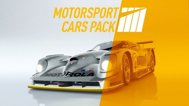 Project CARS 2: Motorsport Car Pack Overview