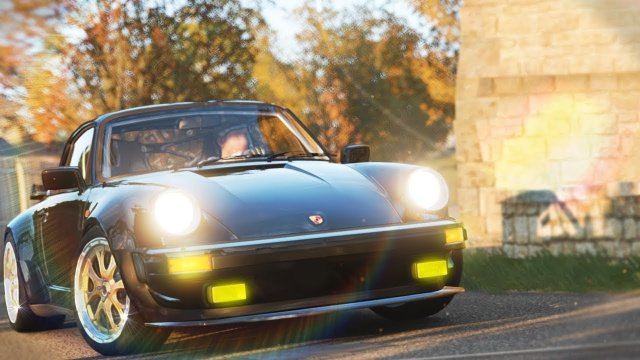 Forza Horizon 4 Driving Blackbird Wangan Midnight