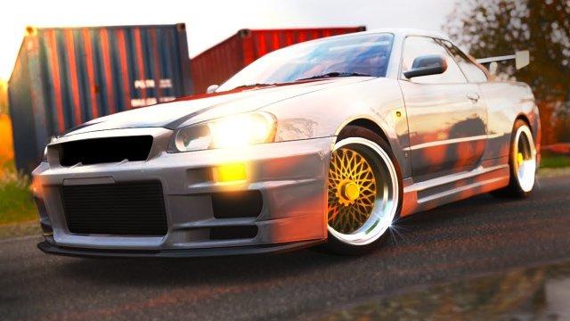 Falbere ER34 GTT In Forza Horizon 4