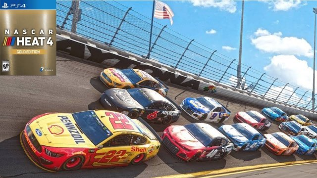 NASCAR Heat 4: Gold Edition, Jeff Gordon Cover, Features, Release Date, And More!