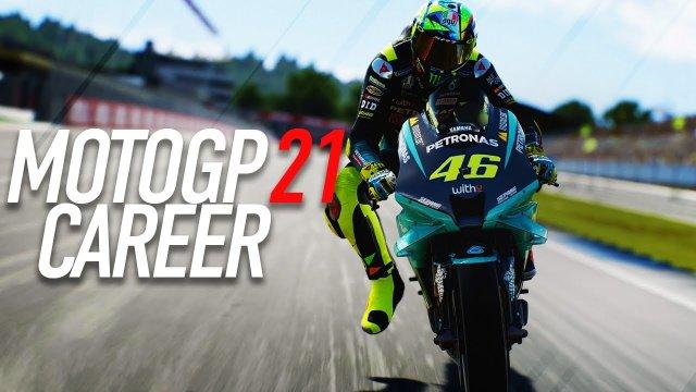 MotoGP 21 Career Mode Gameplay Part 1 - STARTING OUR MOTO3 CAREER! (MotoGP 2021 Game Career PS5/PC)