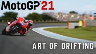 MotoGP 21 Tips & Tricks | Episode 8  - Throttle Control | How To Drift A MotoGP Bike