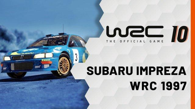 WRC 10 | Subaru Impreza WRC 1997 Trailer