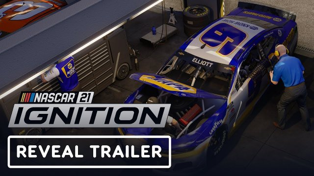 NASCAR 21: Ignition - Reveal Trailer