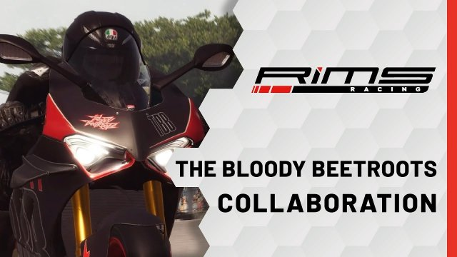 RiMS Racing - The Bloody Beetroots Collaboration