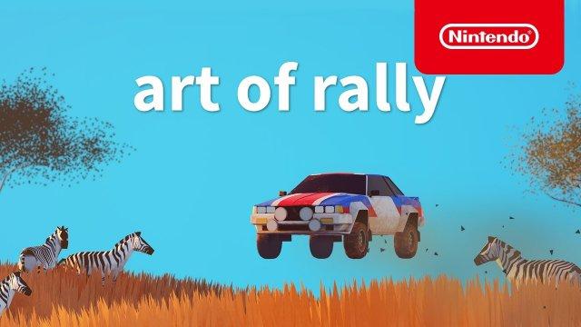 art of rally - Launch Trailer - Nintendo Switch