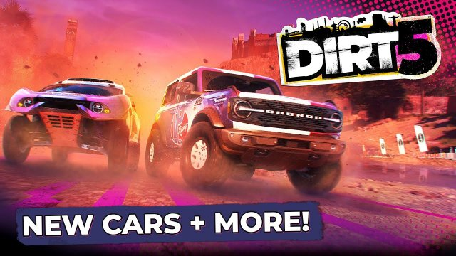 DIRT 5   Wild Spirits Content Pack   New Ford Bronco & More OUT NOW!
