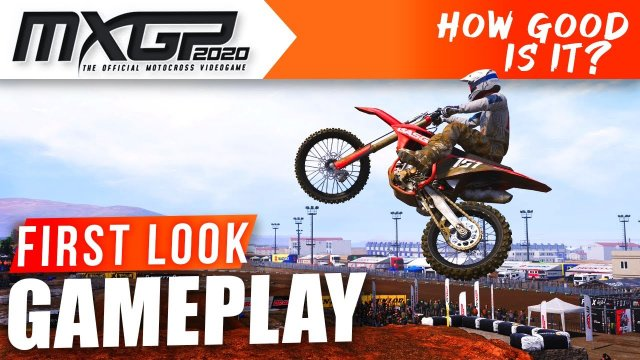 MXGP 2020 - First Look Gameplay - How Good Is It?