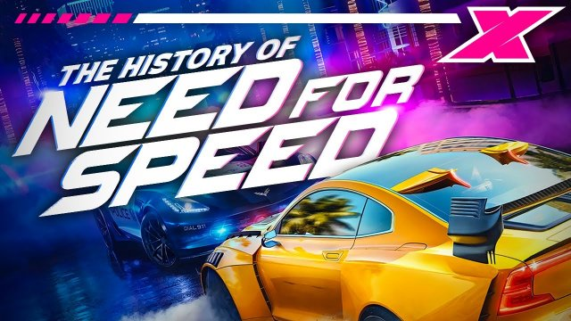 The History of Need for Speed