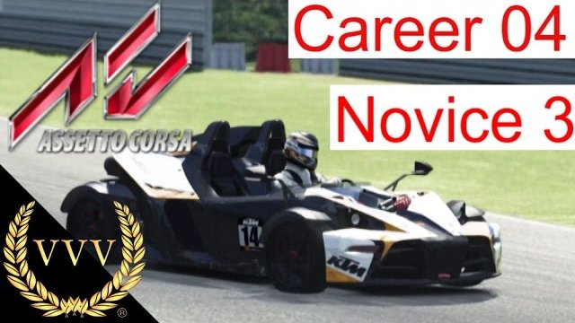 Assetto Corsa PS4 Career 04 - N3 Series