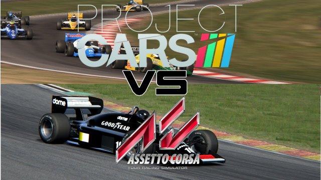 Assetto Corsa vs. Project Cars