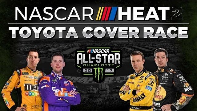 Fans will help pick cover of new NASCAR Heat 2 video game